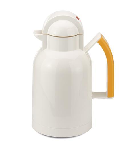 Isolierkanne 250 ANA –Sale– white/lemon