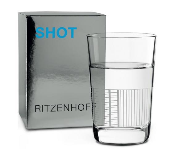 RITZENHOFF - SHOT - Schnapsglas Piero Lissoni