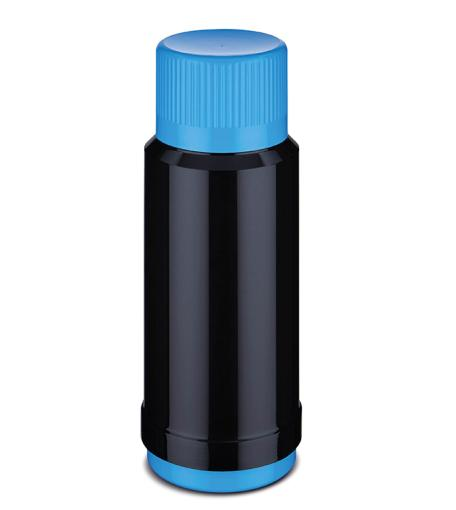 Isolierflasche 40 MAX –Electric Edition– 1,0 l   black/electric kingfisher