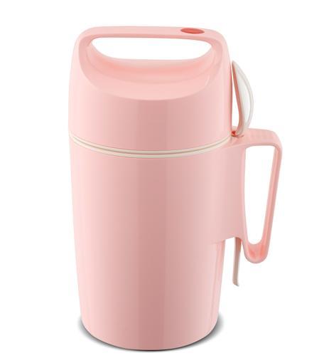 Isolier-Speisegefäß 850 DIRK –Pastell Edition– flamingo