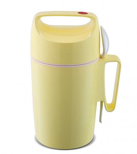 Isolier-Speisegefäß 850 DIRK –Pastell Edition– vanilla