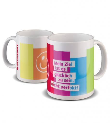 """Tasse """"Mein Ziel"""""""