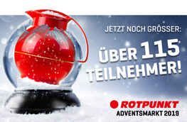 ROTPUNKT-Adventsmarkt