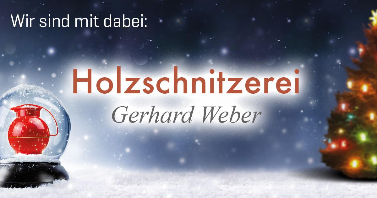 Holzschnitzerei Gerhard Weber